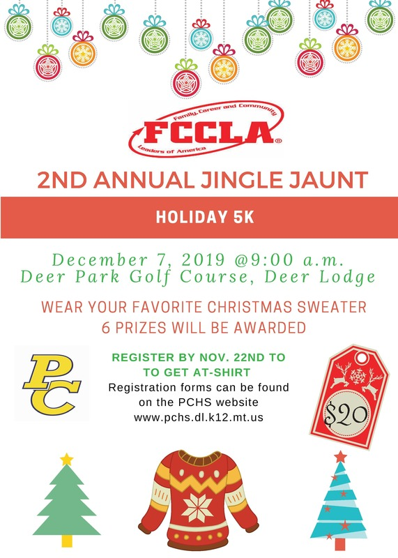 FCCLA Jingle Jaunt